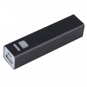 2600mAh Pocket Size Portable Charger External Batteries Power Bank for Promotional Item (SQ26)