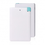 2600mAh Pocket Size Portable Charger External Batteries Power Bank for Promotional Item (REC26)