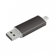 4GB OTG USB Flash Drive Memory Stick for Android Phones, Tablets and PCs for Business Gift (SJ01)