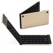 Bluetooth Wireless Portable Keyboard for Smartphone and Tablets (KF66)