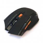 2.4GHz Wireless Mouse Portable Mobile Optical Mouse for PC, Desktop, and Laptop (M113)