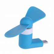 Micro USB Fan Mobile Phone USB Gadget Fans for Android (X1)