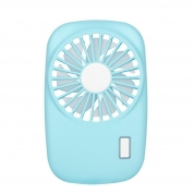Mini Portable Handheld USB Rechargeable Electric Fan for Promotional Gift (H5)