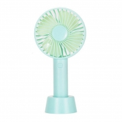 Mini Portable Desktop USB Rechargeable Electric Fan for Promotional Gift (D2)