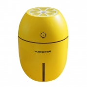 4 in 1 USB 180ml Air Humidifier & Night Light & LED Light & Fan for Promotional Gift (LEM180)
