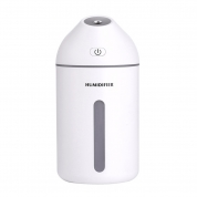 4 in 1 USB 320ml Air Humidifier & Night Light & LED Light & Fan for Promotional Gift (C9320)
