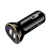 USB Car Charger Charging Power Adapter with 2 USB Port (UB203)