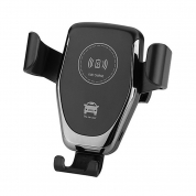 Car Mount 10W Qi Wireless Charger for IPhone XS Max X XR 8 Fast Wireless Charger (CS01)