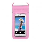 Swimming Waterproof Bag Touch Screen Underwater Phone Case (WP02)