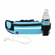 Anti-theft mobile phone running Waist Bag Fanny Pack Belt Money (WB01)