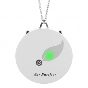Air Purifier Household Negative Ion Air Purifier, Portable Necklace